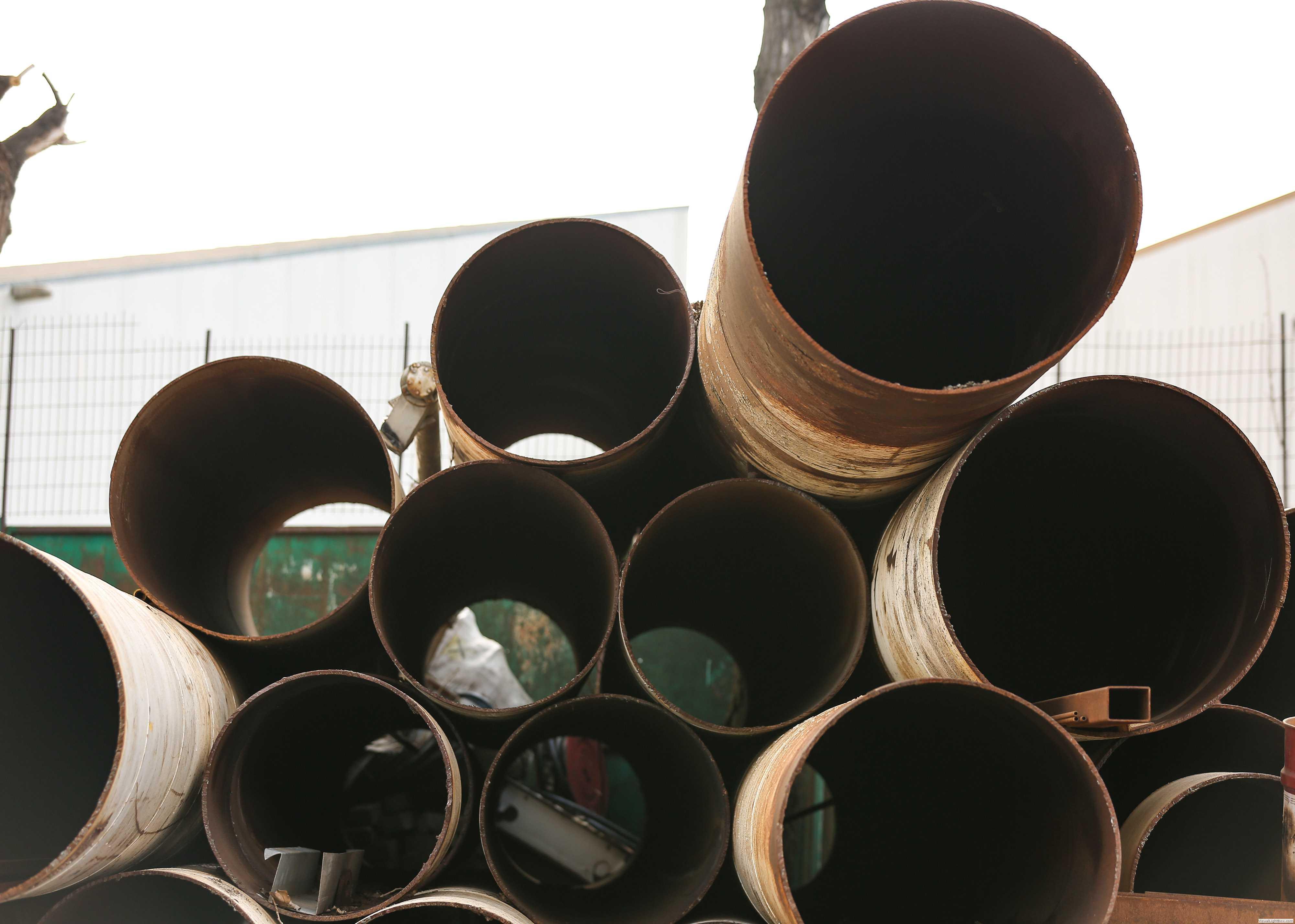 Spiral - Çelik Çekme - Sanayi Boruları