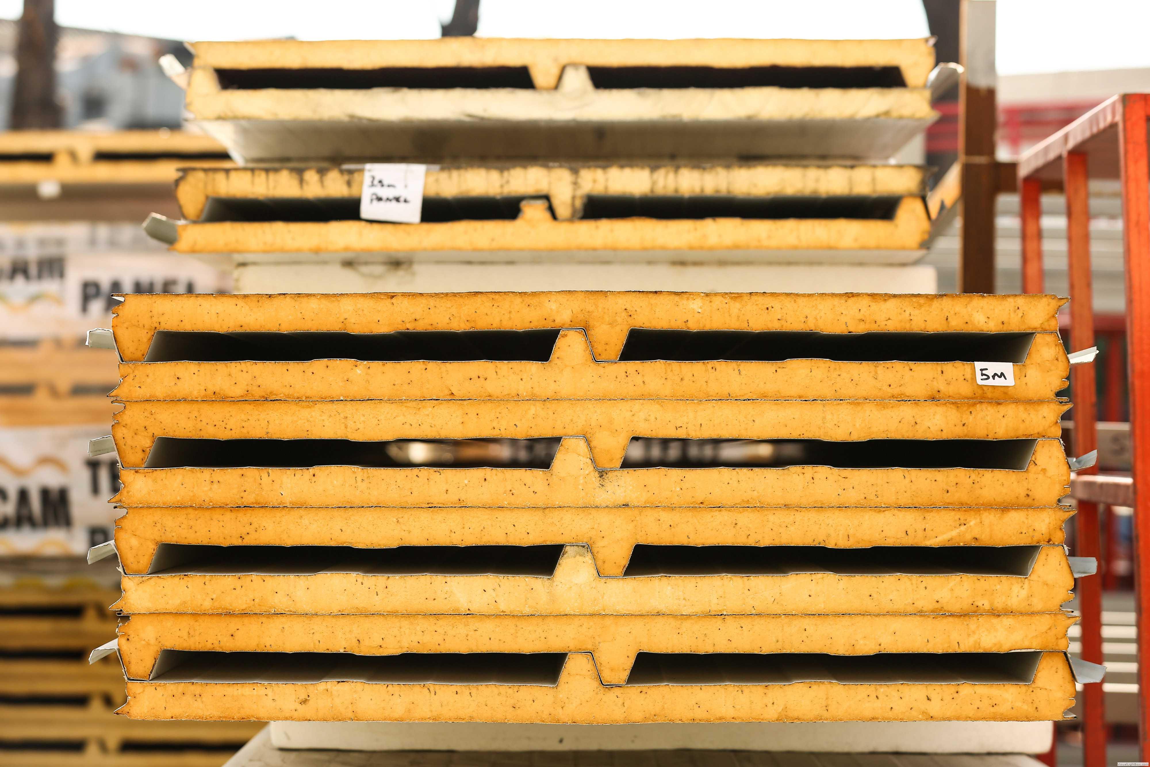 Çatı Paneli - Cephe Paneli