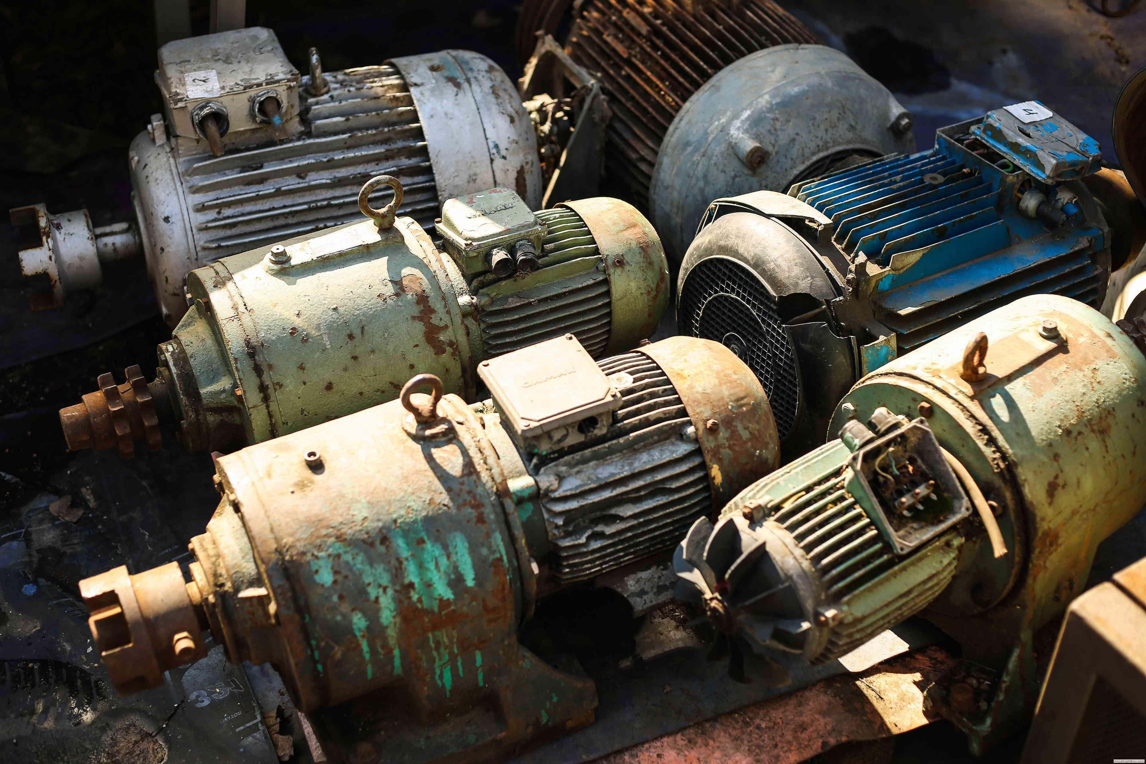 Elektrik Motoru - Şanzuman