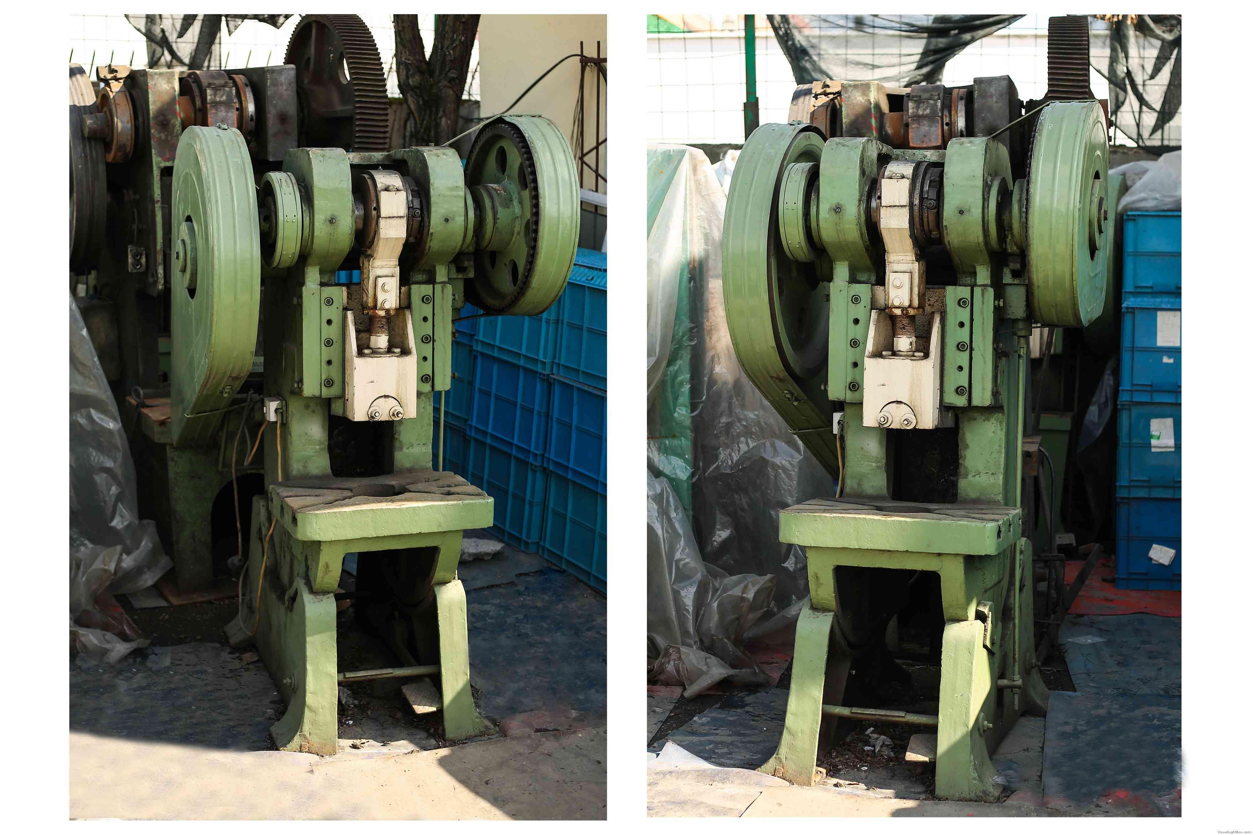 Sanayi Makineleri